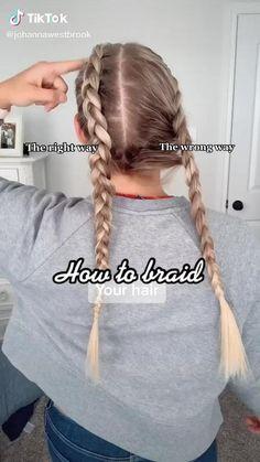 Hair Up Styles, Medium Hair Styles, Medium Hair Do, Medium Blonde, Short Blonde, Easy Hairstyles For Long Hair, Cute Hairstyles, French Braid Hairstyles, Wedding Hairstyles