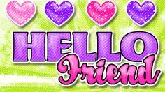 helllo glitter graphics - Google Search