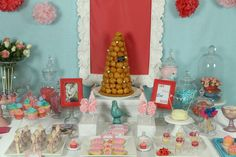 """Photo 1 of 22: Parisian Soiree with a Touch of Marie Antoinette Decadence / Birthday """"Parisian Soiree"""""""