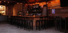 Gallery The Woods New York Bucket List, Bar, Table, Furniture, Woods, Brooklyn, Home Decor, Decoration Home, Room Decor