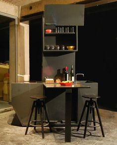Self Kitchen, realizzato da ARCHOHM.