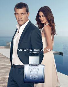 cotibluemos: Antonio Banderas presenta nueva fragancia, King of...