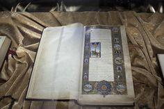 Works of Homer - Circa 1500 Biblioteca Medicea Laurenziana Florence #TuscanyAgriturismoGiratola