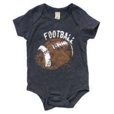 Iron Mike Ditka Infant 'Football' Onesie by Ditka « Clothing Impulse