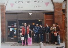 the group lesbians and gays support the miners, 1980s