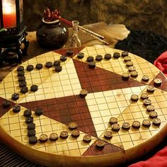 Fancy a game of Pai Sho with your cup of ginseng tea? The popular strategy board game from the world of Avatar can now be yours for you to play! It even comes with its own set of rules and box for holding the game pieces.