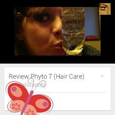 Review Phyto 7 (Hair Care): https://youtu.be/KqGIbAq8PJE