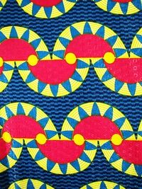 african textile love it! #ecrafty