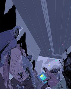 The Laws of Gravity, Rune Fisker