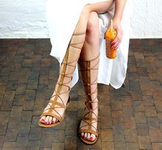 281a6b327769e5  tamaris  shoes  sandals  gladiator  römersandalen  brown · Schuhe Sandalen