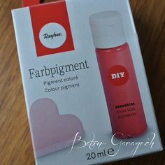 Farbpigment Brombeere beton-garage.ch Beton Garage, Blackberry, Shampoo, Personal Care, Bottle, Diy, Color, Beauty, Red