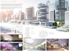 [A3N] : Alternative Car Park Tower (Hong Kong) ( Honorable Mention 01 ) / Ernie Ngai, Wing Tse ( Hong Kong )
