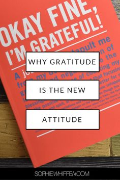HOW TO USE A GRATITUDE JOURNAL TO CREATE AN INCREDIBLE LIFE