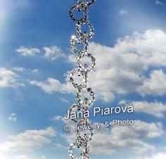 Jewelry & photo by JANA PIAROVA * Unique original design, hand made, material: Czech Glass Photo Jewelry, Fashion Jewelry, Czech Glass, Jewelry Making, Jewellery, The Originals, Unique, Bracelets, Handmade