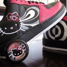 TragikKicks #MAC ~Hello Kitty