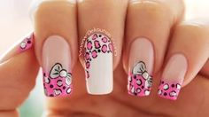Deko uñas by diana diaz Simple Nail Designs, Nail Art Designs, Chevron Nails, Leopard Nails, Best Salon, Super Nails, Acrylic Nail Art, Diy Nails, You Nailed It