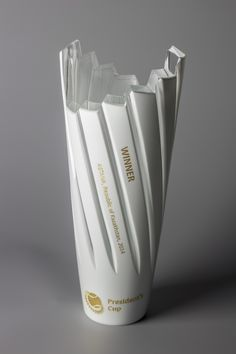 Lasvit Creates Unique Crystal Trophy for the President's Cup Tennis Trophy in Astana