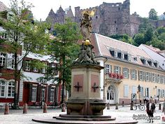 Places I have been - Heidelberg, Germany