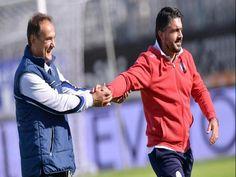 Latina Calcio: Pari casalingo con il Pisa e piovono critiche, la panchina di Vivarini inizia a traballare, ma non è che il mercato offre di meglio.