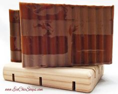 Cranberry Fig Soap  Shea Butter  Handmade  by EcoChicSoaps on Etsy, $6.00