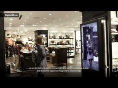 Samsung SMART Signage Case Study: BEANPOLE Fashion Retailer - YouTube