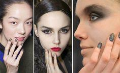 Fall/ Winter 2013-2014 Nail Polish Trends  #nails #nailart