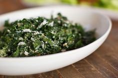 The Tuscan Kale Salad with Olive Oil, Lemon, Parmesan & Bread Crumbs = the best kale salad recipe out there: http://www.drweil.com/drw/u/RCP02206/Tuscan-Kale-Salad.html