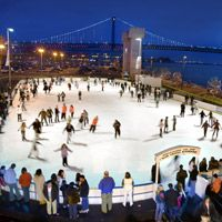 Blue Cross RiverRink — visitphilly.com (Photo by G. Widman for Visit Philadelphia)