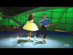 Love it!! I can't believe I went and saw this seasons tour live! Loved Benji from the very beginning! Donyelle & Benji - broadway - SYTYCD-USA-s2 - YouTube