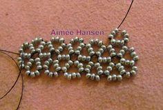 Bead-ah: Triangle weave #Seed #Bead #Tutorials