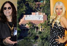 Celebrity Home Swaps