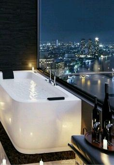 Beautiful Bathrooms Letchworth spectacular view of central park, nyc. | new york city ~ central