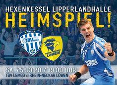 Ein toller Abend im Hexenkessel mit den Löwen und dem TBV...  http://www.rhein-neckar-loewen.de/loewen-im-fokus/multimedia/video/#play-B45KrcIJcWo   #Handball