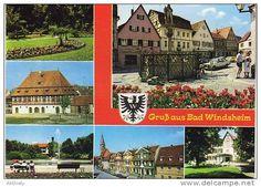 Bad Windsheim ak51618 - Delcampe.net