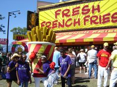 MN State Fair Foods