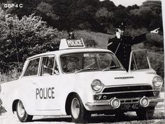 British Police Cars, Old Police Cars, Police Vehicles, Emergency Vehicles, Advanced Driving, Ford Classic Cars, History Photos, Mk1, Old Trucks
