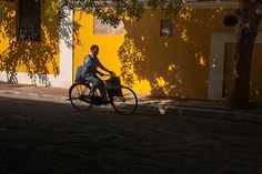 Cycling, Pondicherry