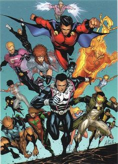 new 52 Legion: (Thankfully) same as it ever was
