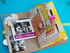 portadas album scrapbook - Buscar con Google