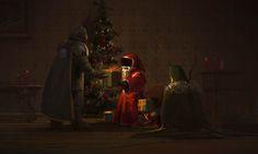 Celebrating Christmas at Arrowhead