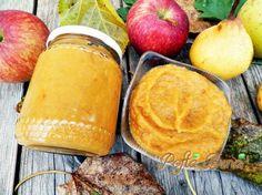marmelada-fina-fara-zahar Romanian Food, Romanian Recipes, Dessert Recipes, Desserts, Milkshake, Preserves, Celery, Cornbread, Pickles