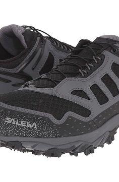 SALEWA Ultra Train (Asphalt/Black) Men's Shoes - SALEWA, Ultra Train, 64408-0677, Footwear Athletic General, Athletic, Athletic, Footwear, Shoes, Gift - Outfit Ideas And Street Style 2017