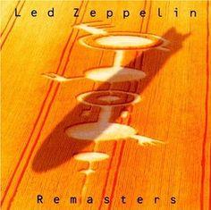 Led Zeppelin Boxed Set Disc I Album Cover Art