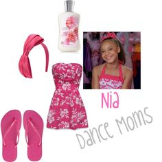 """Dance Moms- Nia's Casual Outfit"" by ashley-chic on Polyvore"