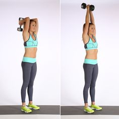 Get Ripped Fast! Best Arm Exercises With Weights: When you want to isolate specific muscle groups in the arms, using dumbbells is truly effective — get ready to feel the burn!