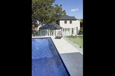 #Outdoor living #Pool designed by Chateau in #Sydney