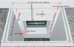 heliobus lichtschacht mit spiegel f r tageslicht im keller sammlung pinterest keller. Black Bedroom Furniture Sets. Home Design Ideas
