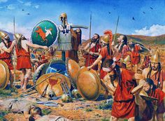After the Battle of Mantineia, 418 BC, Steve Noon