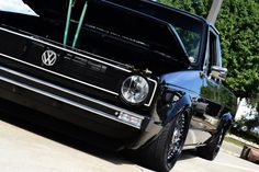 Intro: VW Rabbit Truck content inside - StanceWorks