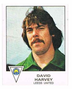 David Harvey of Leeds United - Football 80 - Panini - English & Scottish Leagues David Harvey, Leeds United Football, Laws Of The Game, Association Football, Most Popular Sports, Football Season, World Cup, The Unit, Baseball Cards